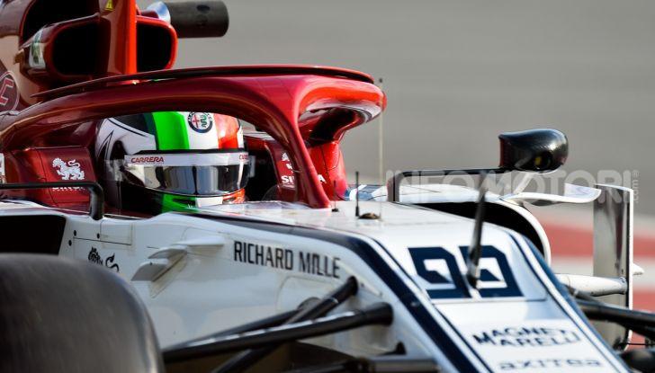 Formula 1 2019 Test Barcellona – giorno 2: in testa il ferrarista Leclerc - Foto 47 di 132