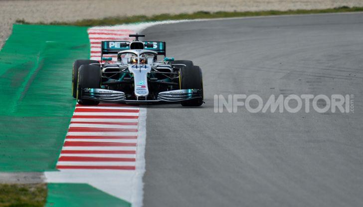 Formula 1 2019 Test Barcellona – giorno 2: in testa il ferrarista Leclerc - Foto 53 di 132