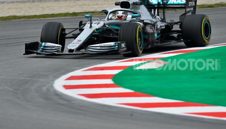 Formula 1 2019 Test Barcellona – giorno 2: in testa il ferrarista Leclerc - Foto 56 di 132