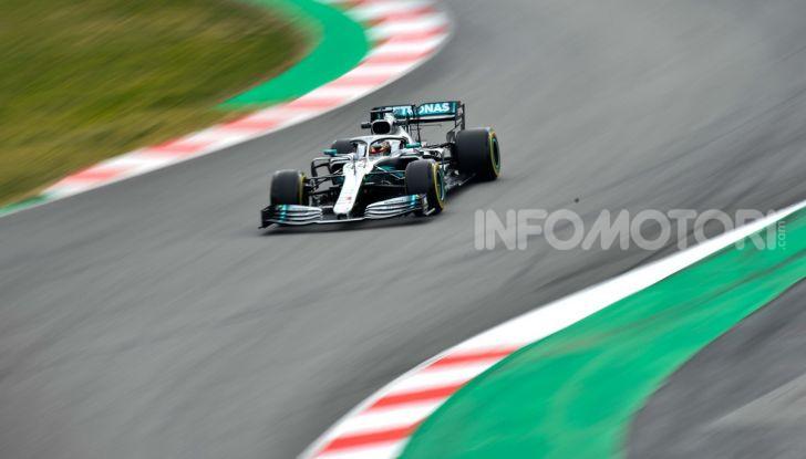 Formula 1 2019 Test Barcellona – giorno 2: in testa il ferrarista Leclerc - Foto 58 di 132