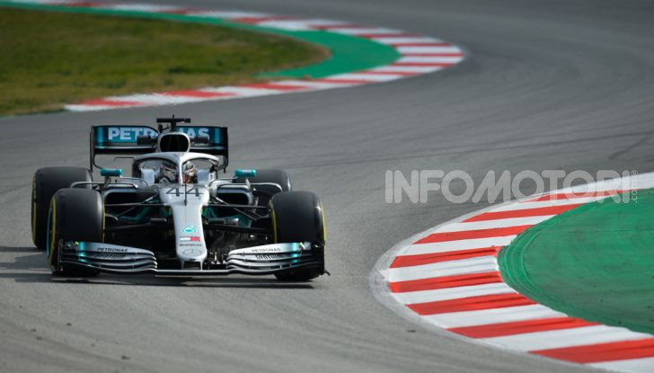 Formula 1 2019 Test Barcellona – giorno 2: in testa il ferrarista Leclerc - Foto 66 di 132