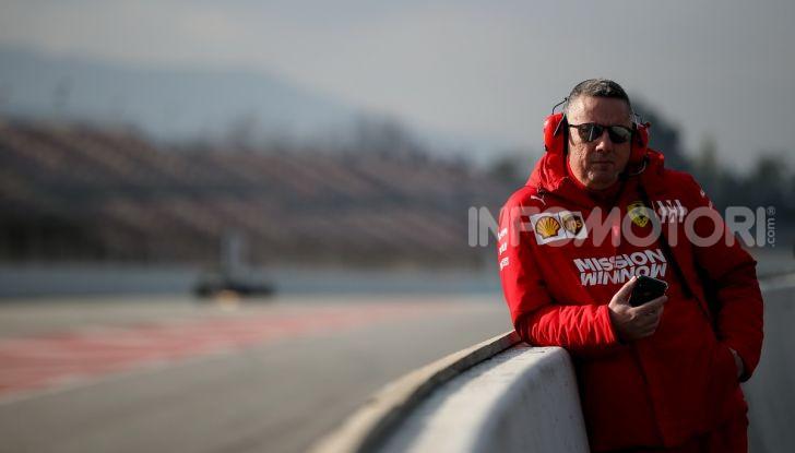 Formula 1 2019 Test Barcellona – giorno 2: in testa il ferrarista Leclerc - Foto 71 di 132