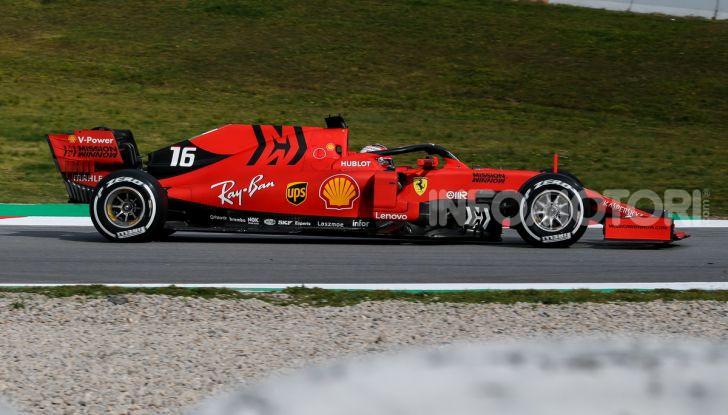 Formula 1 2019 Test Barcellona – giorno 2: in testa il ferrarista Leclerc - Foto 72 di 132