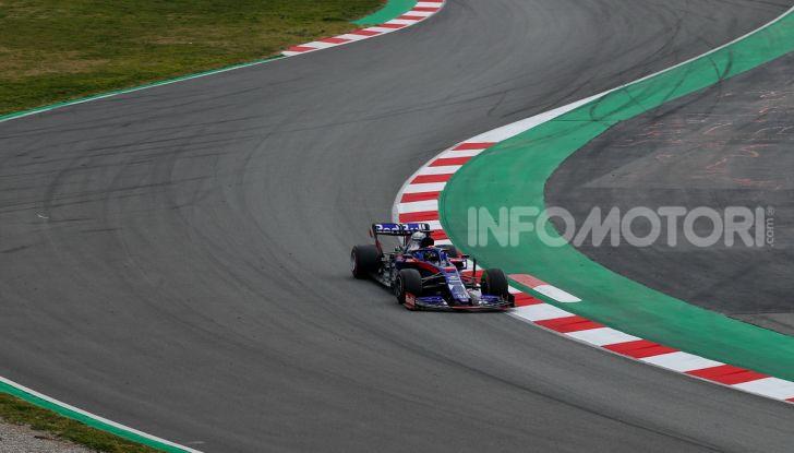 Formula 1 2019 Test Barcellona – giorno 2: in testa il ferrarista Leclerc - Foto 73 di 132