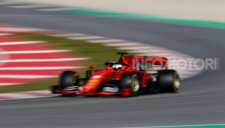 Formula 1 2019 Test Barcellona – giorno 2: in testa il ferrarista Leclerc - Foto 81 di 132