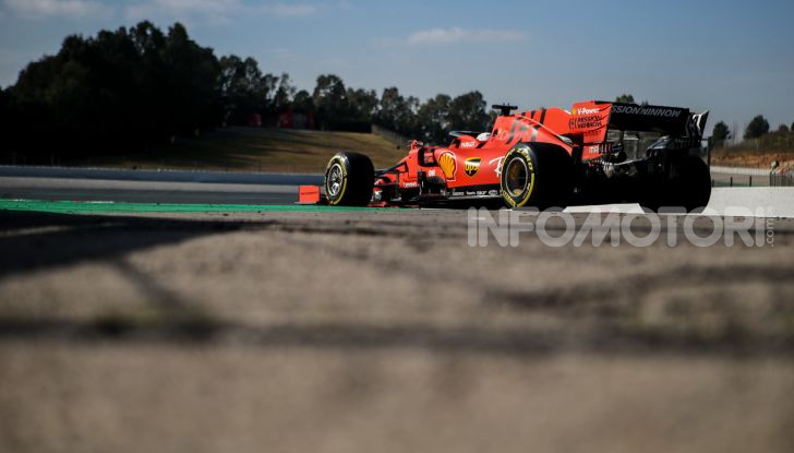 Formula 1 2019 Test Barcellona – giorno 2: in testa il ferrarista Leclerc - Foto 85 di 132