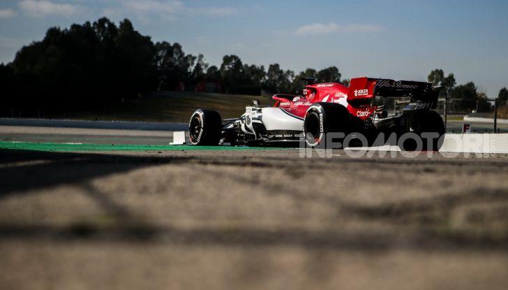 Formula 1 2019 Test Barcellona – giorno 2: in testa il ferrarista Leclerc - Foto 86 di 132