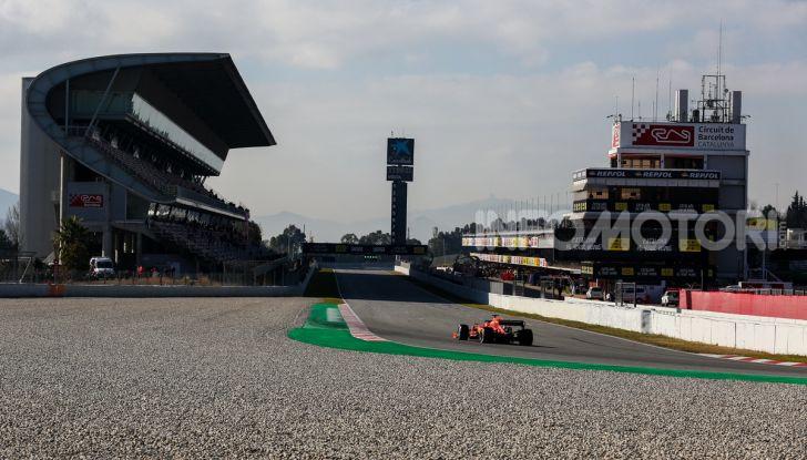 Formula 1 2019 Test Barcellona – giorno 2: in testa il ferrarista Leclerc - Foto 88 di 132
