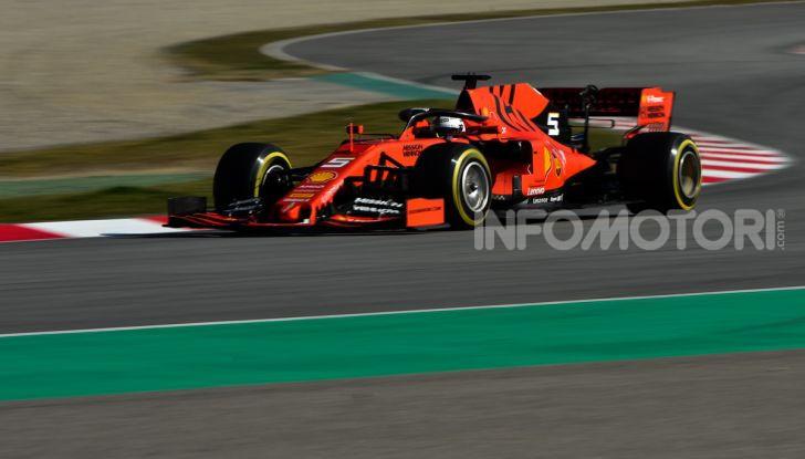 Formula 1 2019 Test Barcellona – giorno 2: in testa il ferrarista Leclerc - Foto 90 di 132