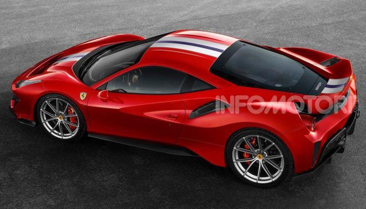 VIDEO: Ferrari 488 Pista contro Porsche GT3 RS e McLaren 600LT - Foto 5 di 13