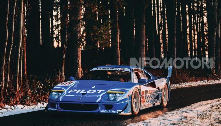Ferrari F40 LM: icona delle 24 Ore di Le Mans all'asta - Foto 1 di 46