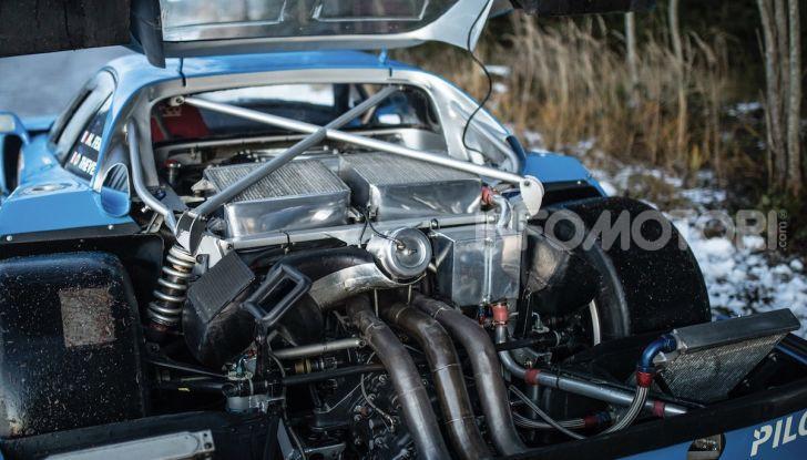 Ferrari F40 LM: icona delle 24 Ore di Le Mans all'asta - Foto 4 di 46