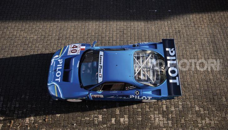 Ferrari F40 LM: icona delle 24 Ore di Le Mans all'asta - Foto 23 di 46