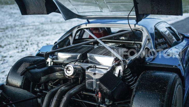Ferrari F40 LM: icona delle 24 Ore di Le Mans all'asta - Foto 31 di 46