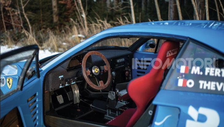Ferrari F40 LM: icona delle 24 Ore di Le Mans all'asta - Foto 5 di 46