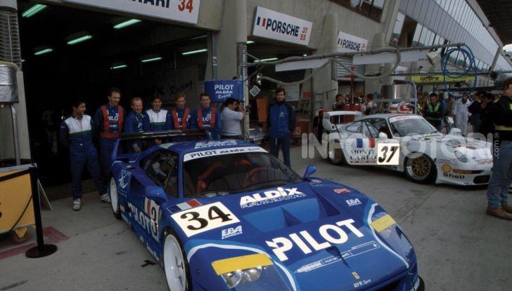Ferrari F40 LM: icona delle 24 Ore di Le Mans all'asta - Foto 37 di 46