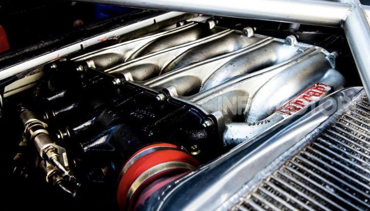 Ferrari F40 LM: icona delle 24 Ore di Le Mans all'asta - Foto 45 di 46