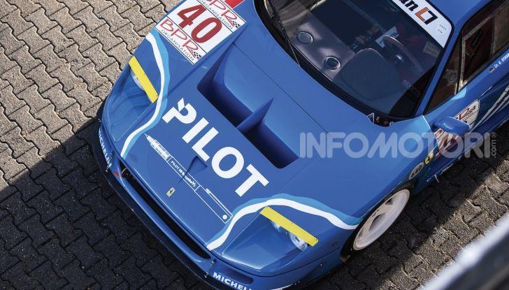 Ferrari F40 LM: icona delle 24 Ore di Le Mans all'asta - Foto 8 di 46