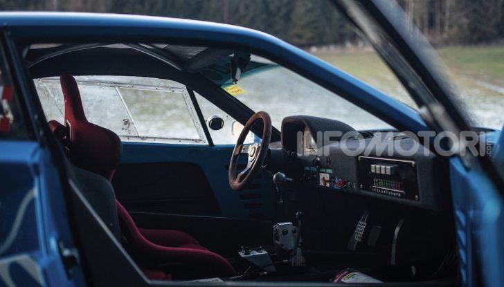 Ferrari F40 LM: icona delle 24 Ore di Le Mans all'asta - Foto 11 di 46