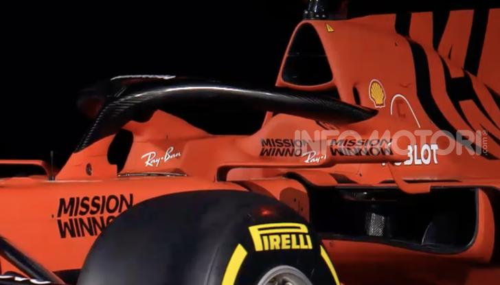 F1 2019: presentata la nuova Ferrari SF90 - Foto 11 di 12