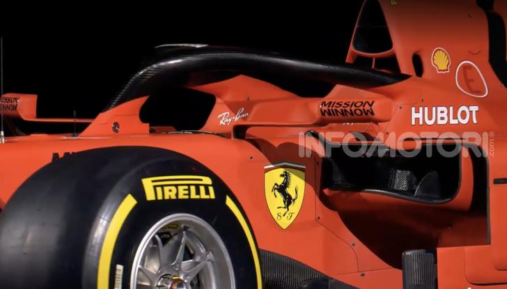 F1 2019: presentata la nuova Ferrari SF90 - Foto 4 di 12