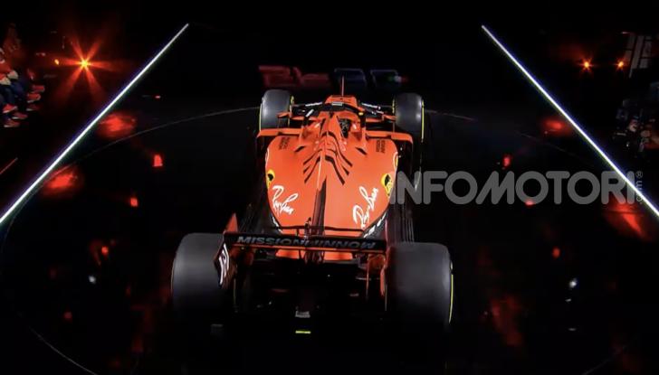 F1 2019: presentata la nuova Ferrari SF90 - Foto 5 di 12