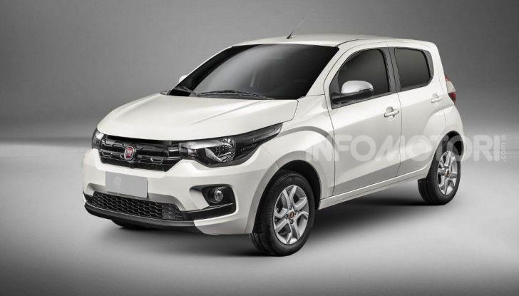 Nuova Fiat Panda 2020: caratteristiche, motori e prezzi della quarta serie - Foto 1 di 8