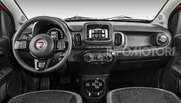 Nuova Fiat Panda 2020: caratteristiche, motori e prezzi della quarta serie - Foto 7 di 8