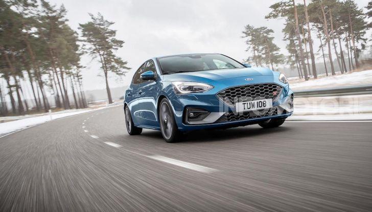 Ford Focus ST: la nuova berlina dall'animo sportivo - Foto 10 di 13