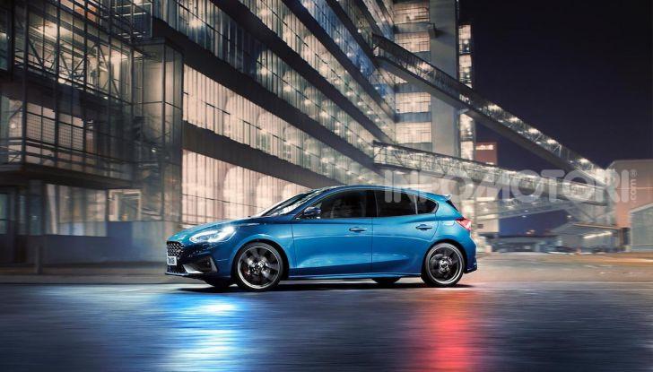 Ford Focus ST: la nuova berlina dall'animo sportivo - Foto 13 di 13