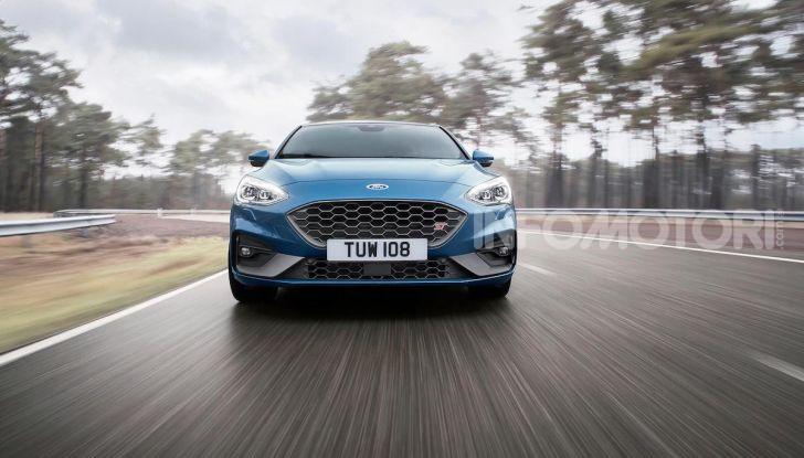 Ford Focus ST: la nuova berlina dall'animo sportivo - Foto 4 di 13
