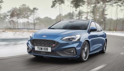 Ford Focus ST: la nuova berlina dall'animo sportivo