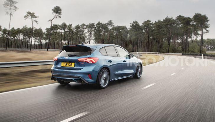 Ford Focus ST: la nuova berlina dall'animo sportivo - Foto 5 di 13