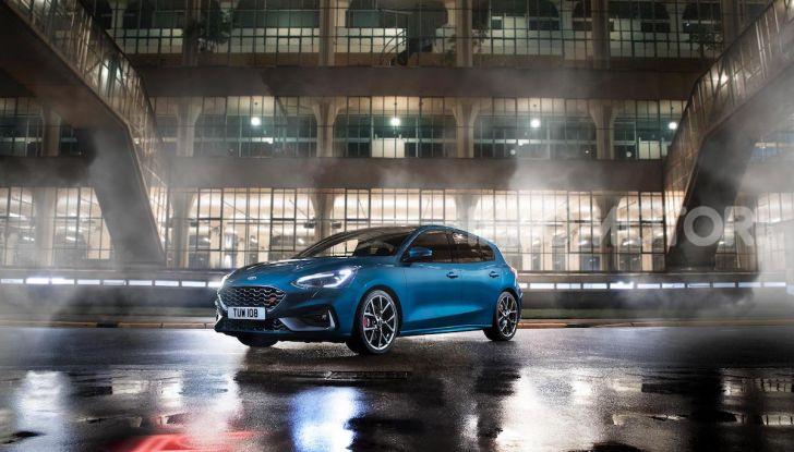 Ford Focus ST: la nuova berlina dall'animo sportivo - Foto 6 di 13