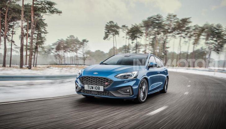 Ford Focus ST: la nuova berlina dall'animo sportivo - Foto 7 di 13
