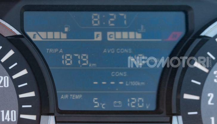 Prova Honda Forza 300, caratteristiche, opinioni e prezzo di uno dei migliori media cilindrata - Foto 6 di 55