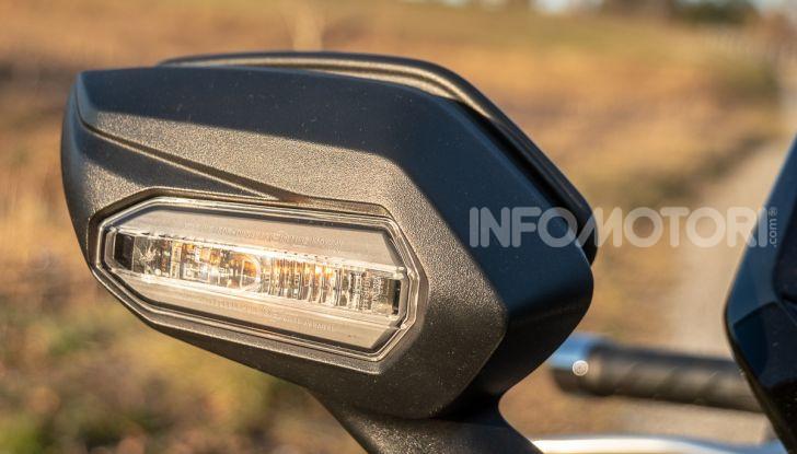 Prova Honda Forza 300, caratteristiche, opinioni e prezzo di uno dei migliori media cilindrata - Foto 8 di 55