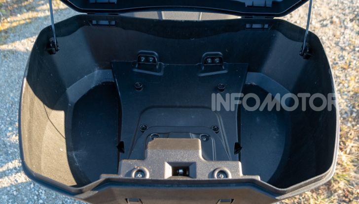 Prova Honda Forza 300, caratteristiche, opinioni e prezzo di uno dei migliori media cilindrata - Foto 33 di 55