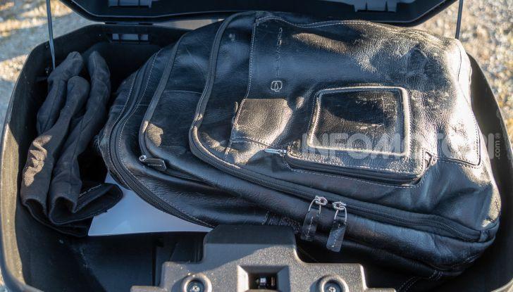 Prova Honda Forza 300, caratteristiche, opinioni e prezzo di uno dei migliori media cilindrata - Foto 34 di 55