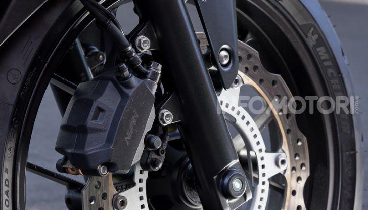 Prova Honda CBR500R e CB500F 2019: caratteristiche, opinioni e prezzi - Foto 8 di 123
