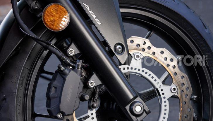Prova Honda CBR500R e CB500F 2019: caratteristiche, opinioni e prezzi - Foto 9 di 123