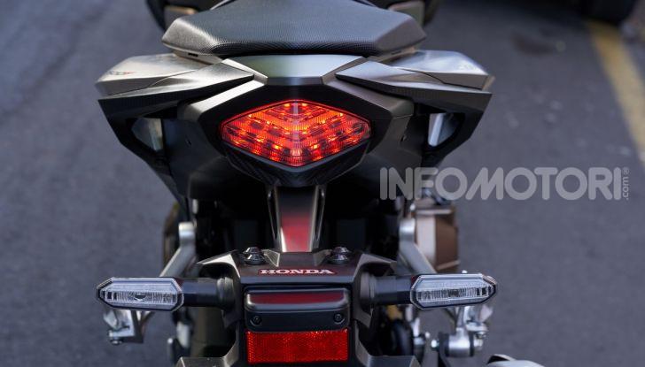 Prova Honda CBR500R e CB500F 2019: caratteristiche, opinioni e prezzi - Foto 14 di 123