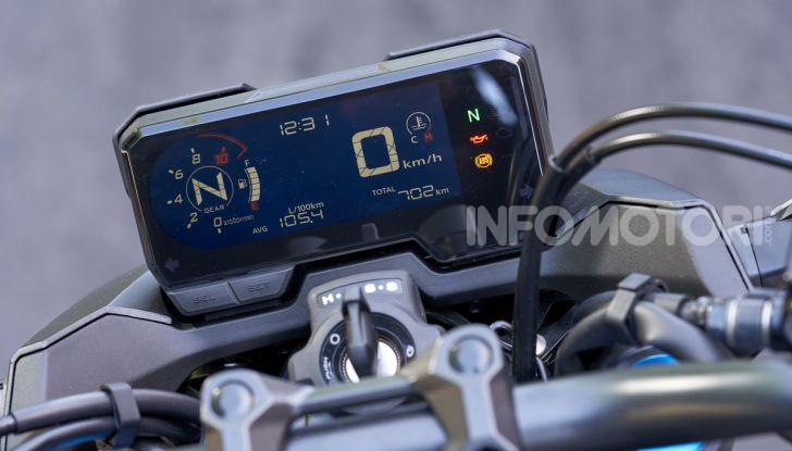 Prova Honda CBR500R e CB500F 2019: caratteristiche, opinioni e prezzi - Foto 16 di 123
