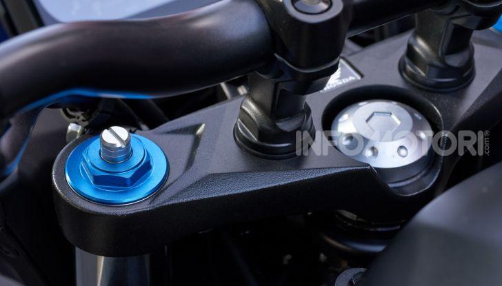 Prova Honda CBR500R e CB500F 2019: caratteristiche, opinioni e prezzi - Foto 18 di 123