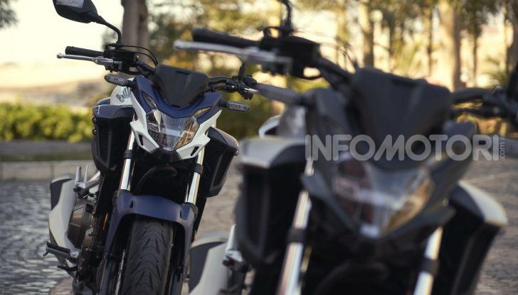 Prova Honda CBR500R e CB500F 2019: caratteristiche, opinioni e prezzi - Foto 23 di 123