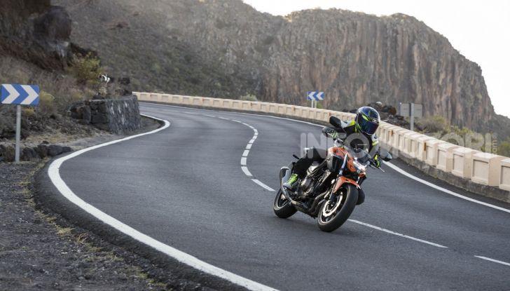 Prova Honda CBR500R e CB500F 2019: caratteristiche, opinioni e prezzi - Foto 72 di 123
