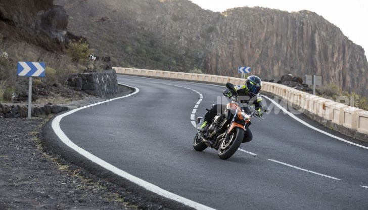 Prova Honda CBR500R e CB500F 2019: caratteristiche, opinioni e prezzi - Foto 75 di 123