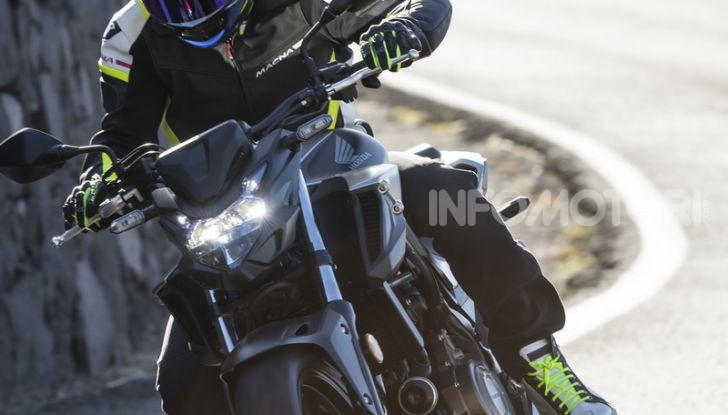 Prova Honda CBR500R e CB500F 2019: caratteristiche, opinioni e prezzi - Foto 78 di 123