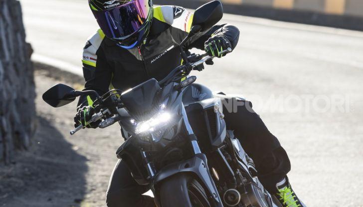 Prova Honda CBR500R e CB500F 2019: caratteristiche, opinioni e prezzi - Foto 79 di 123