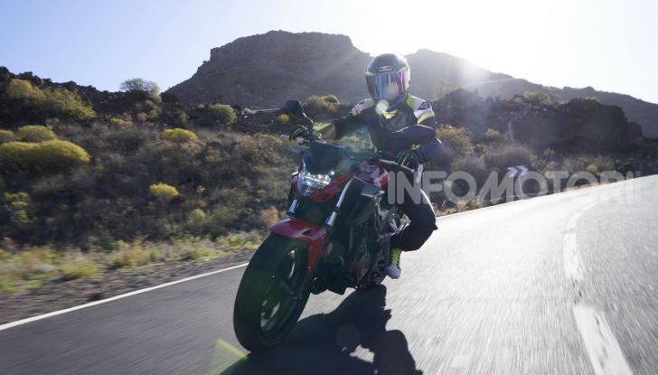 Prova Honda CBR500R e CB500F 2019: caratteristiche, opinioni e prezzi - Foto 85 di 123